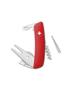 SWIZA Swiss Knives Golf Edition GO03 Red