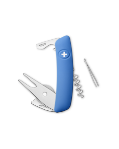SWIZA Swiss Knives Golf Edition GO03 Blue