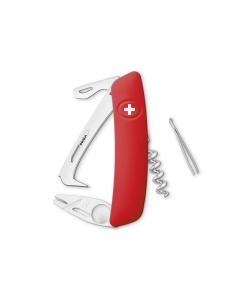 SWIZA Swiss Knives HO03TT Red