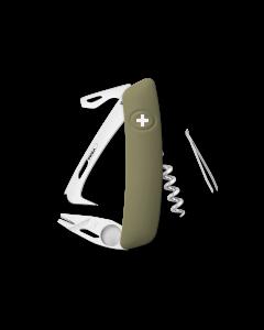 SWIZA Swiss Knives HO03TT Olive