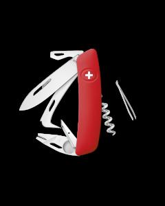 SWIZA Swiss Knives HO05TT Red