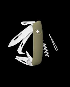 SWIZA Swiss Knives HO05TT Olive