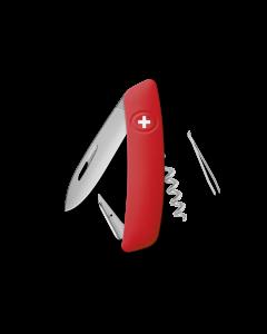 SWIZA Swiss Knives ALLMATT Edition D01 Red