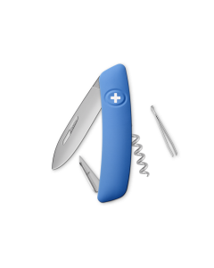 SWIZA Swiss Knives ALLMATT Edition D01 Blue