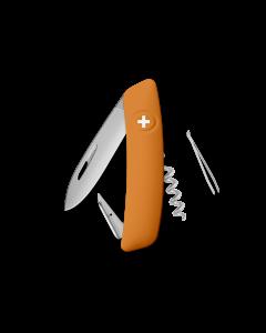 SWIZA Swiss Knives ALLMATT Edition D01 Orange