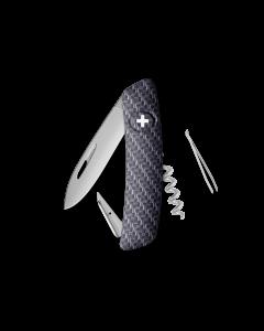 SWIZA Swiss Knives ALLMATT Edition D01 Carbon