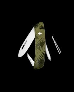 SWIZA Swiss Knives J02 Silva/Olive