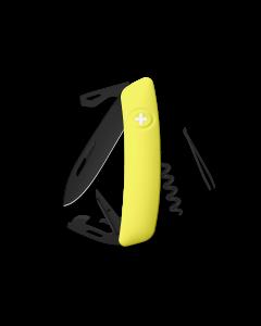 SWIZA Swiss Knives ALLBLACK Edition D03 Moss