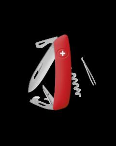 SWIZA Swiss Knives ALLMATT Edition D03 Red