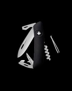 SWIZA Swiss Knives ALLMATT Edition D03 Black