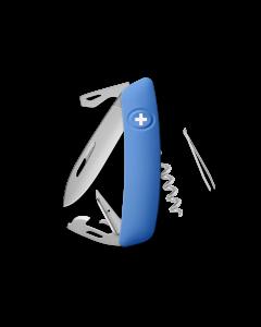 SWIZA Swiss Knives ALLMATT Edition D03 Blue