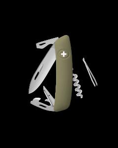 SWIZA Swiss Knives ALLMATT Edition D03 Olive