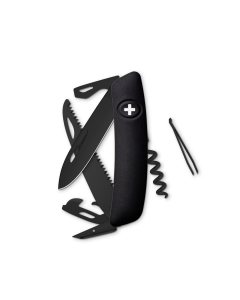 SWIZA Swiss Knives ALLBLACK Edition D05 Black