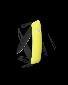 SWIZA Swiss Knives ALLBLACK Edition D05 Moss