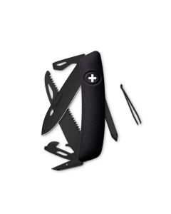 SWIZA Swiss Knives ALLBLACK Edition D06 Black