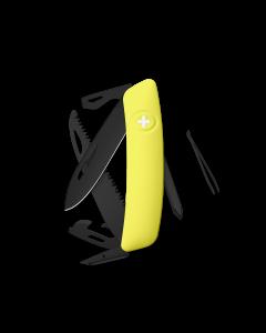 SWIZA Swiss Knives ALLBLACK Edition D06 Moss