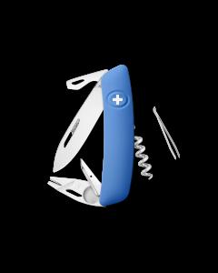 SWIZA Swiss Knives TT03 Tick Tool Blue