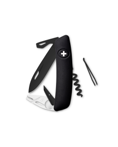 SWIZA Swiss Knives ALLBLACK Edition TT03 Black