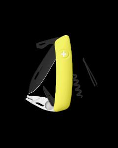 SWIZA Swiss Knives ALLBLACK Edition TT03 Moss