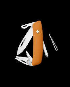 SWIZA Swiss Knives TT04 Tick Tool Orange