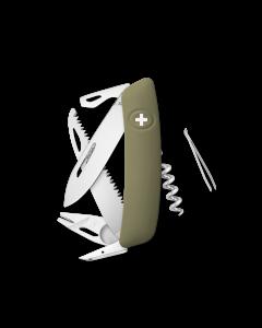 SWIZA Swiss Knives TT05 Tick Tool Olive