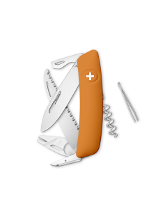 SWIZA Swiss Knives TT05 Tick Tool Orange