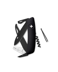 SWIZA Swiss Knives ALLBLACK Edition TT05 Black