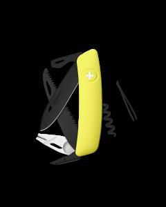 SWIZA Swiss Knives ALLBLACK Edition TT05 Moss