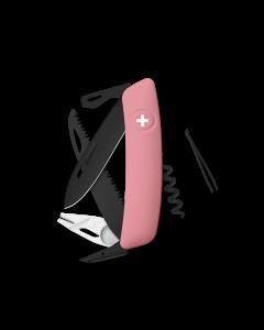 SWIZA Swiss Knives ALLBLACK Edition TT05 Pink