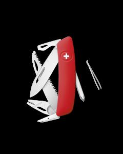 SWIZA Swiss Knives TT06 Tick Tool Red