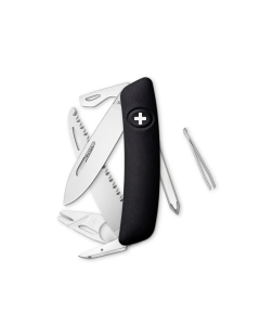 SWIZA Swiss Knives TT06 Tick Tool Black