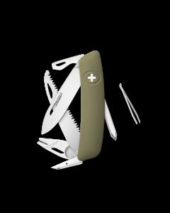 SWIZA Swiss Knives TT06 Tick Tool Olive