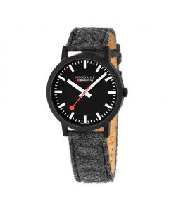 Mondaine Essence Black