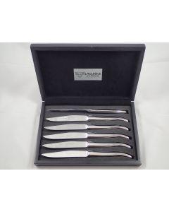 en Aubrac 6 knives set Inox