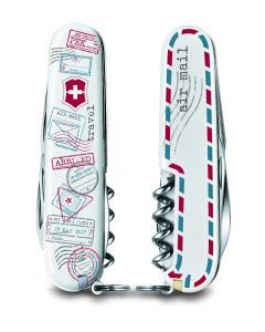 VICTORINOX HANDLES 91 mm TRAVEL