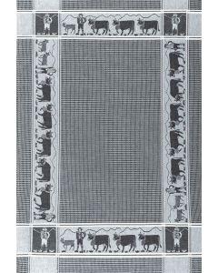 """Meyer-Mayor Kitchen Towel """"Alpfahrt"""""""