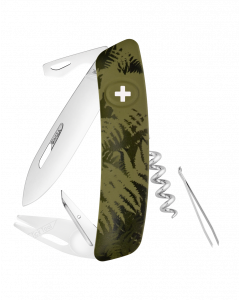 Swiza Pocket knife TT03 Tick Tool Green