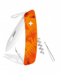 Swiza Pocket knife TT03 Tick Tool Orange