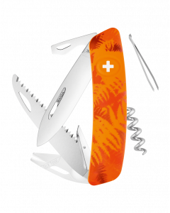 Swiza Pocket knife TT05 Tick Tool Orange