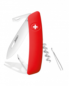 SWIZA Swiss Knives TT03 Tick Tool Red