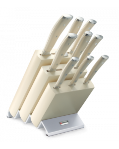 Wüsthof Classic IKON Knife block set 9 pieces