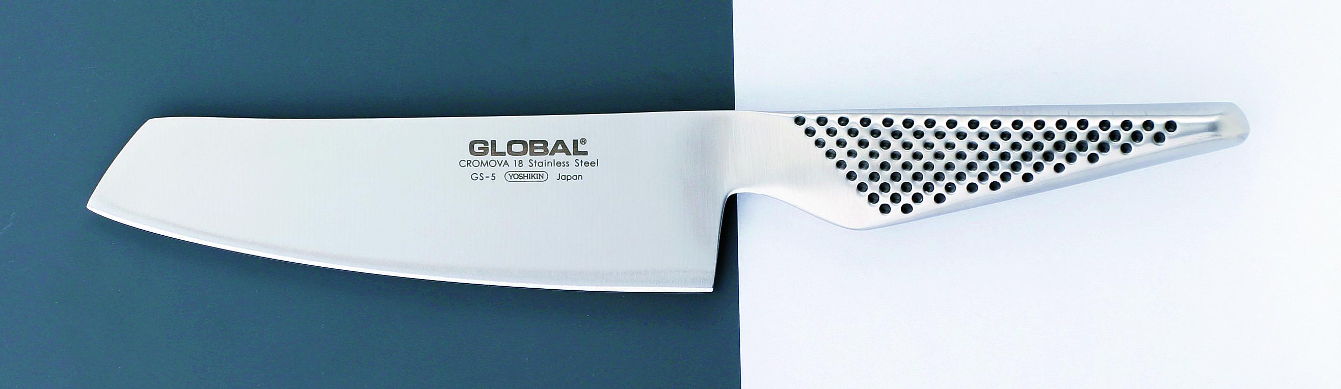 Global Vegetable Knife 14cm Gs 5