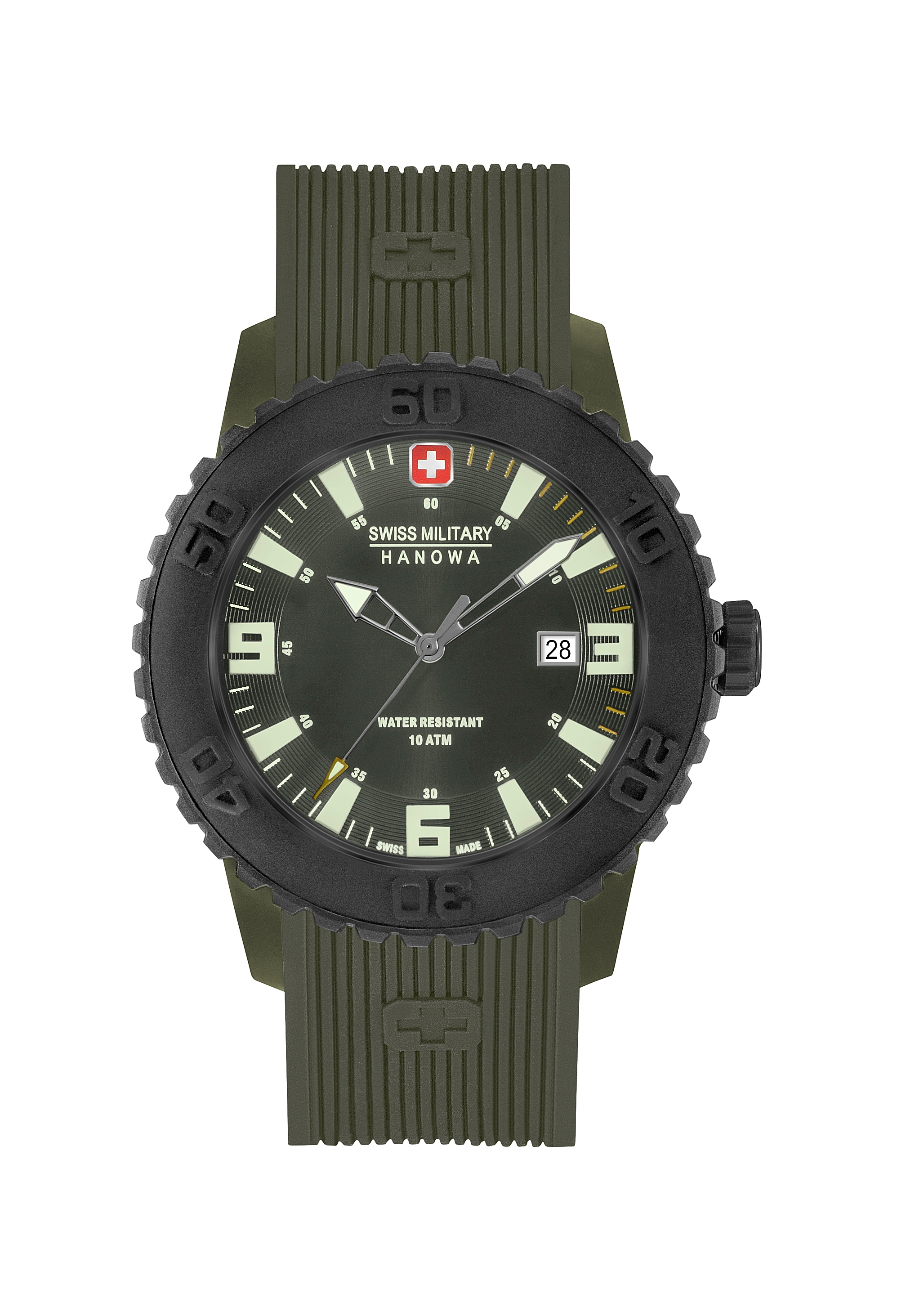free en army undercover military worldwide shipping swiss watches clocks hanowa multifunction ranger