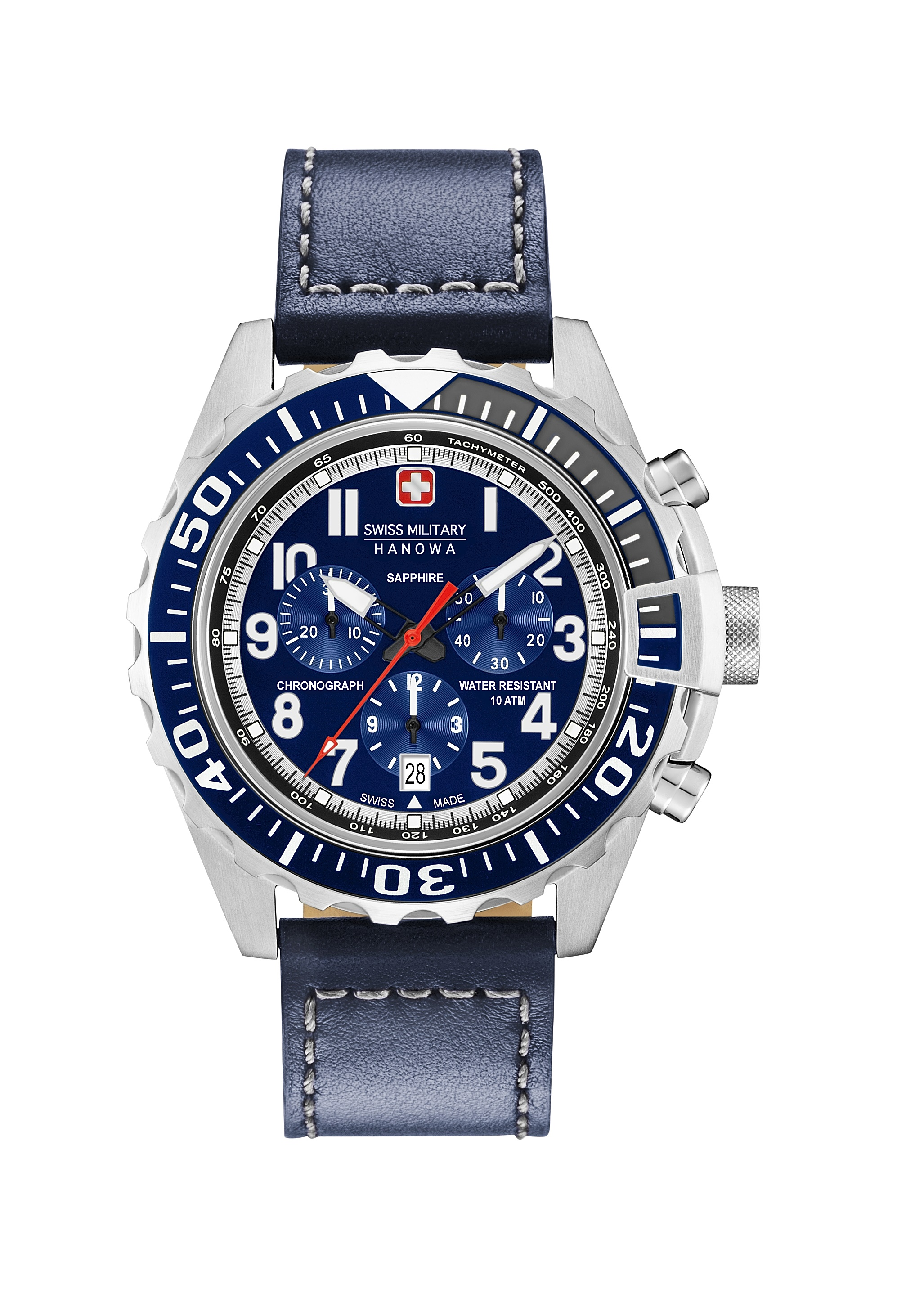 Swiss Military Hanowa Touchdown Chrono Gents Swiss