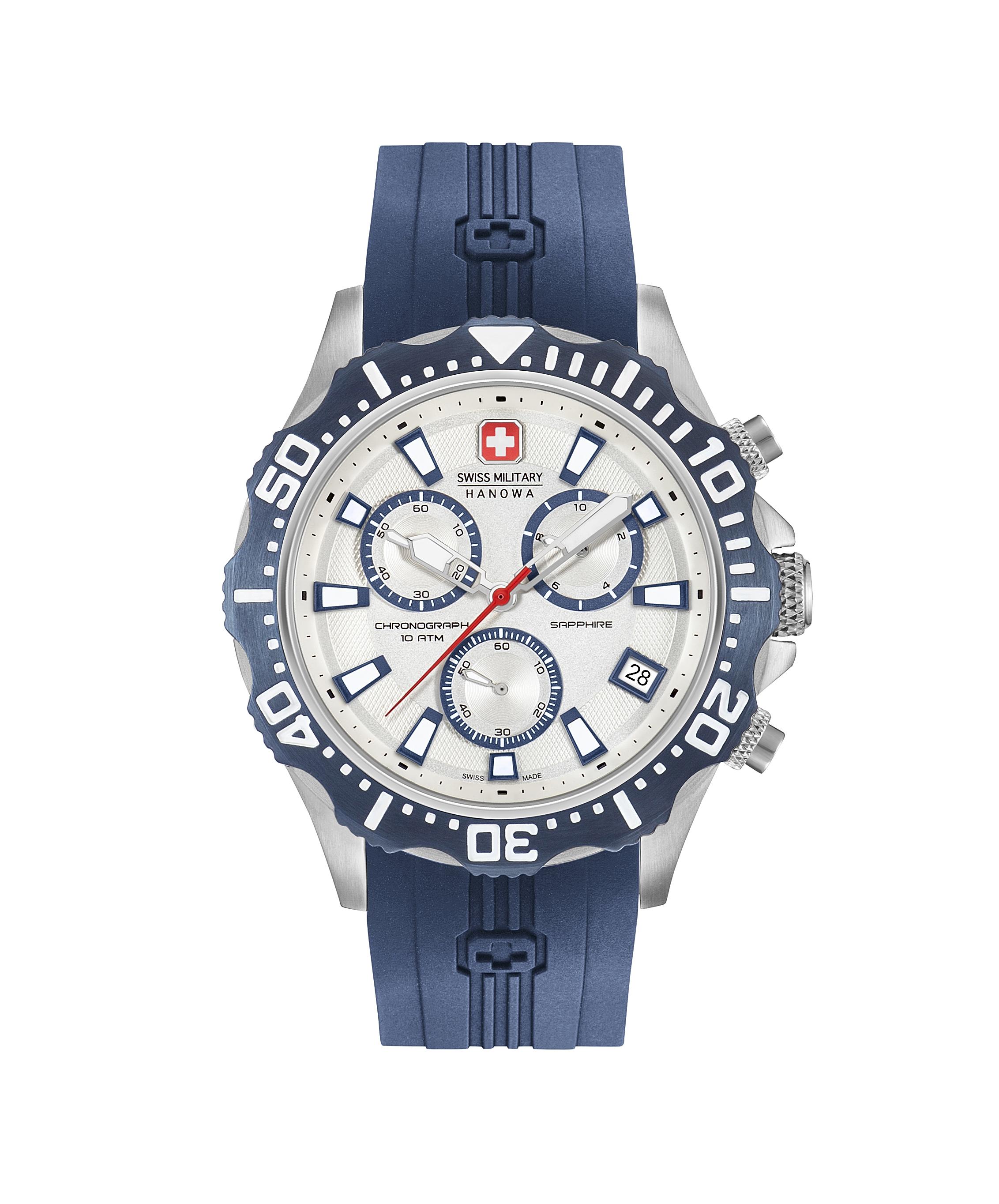 Наручные часы Swiss Military Hanowa купить в интернет