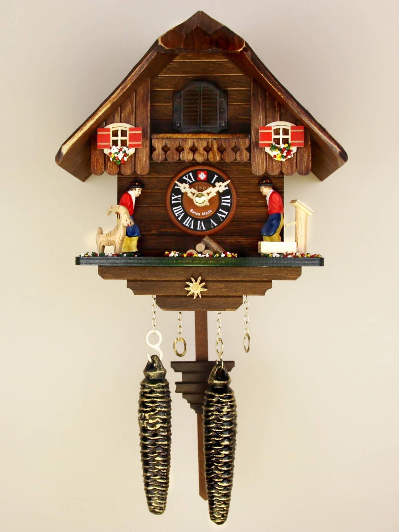 L 246 Tscher Cuckoo Clock Watches Amp Clocks