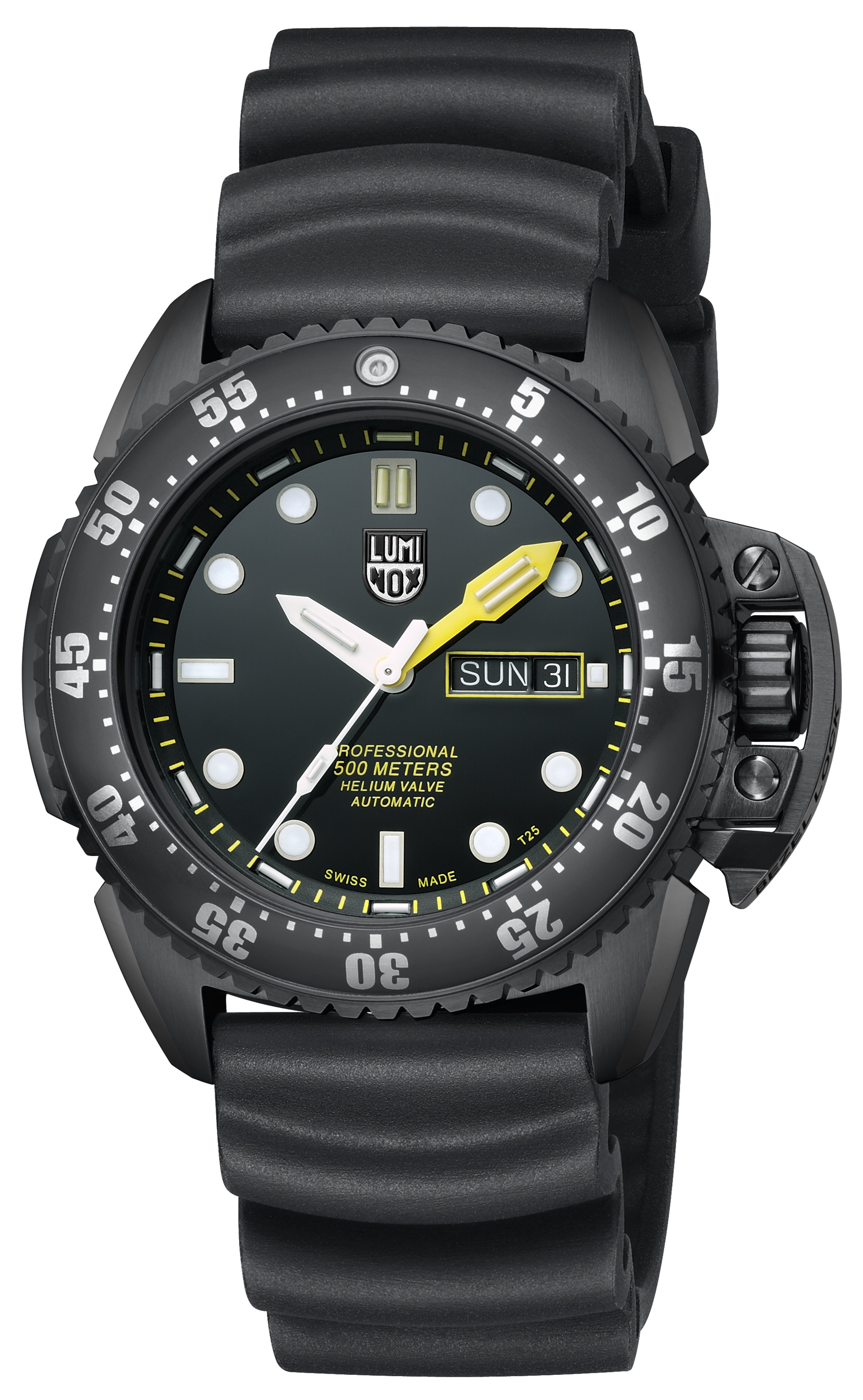 Luminox Deep Dive Automatic Watches Amp Clocks