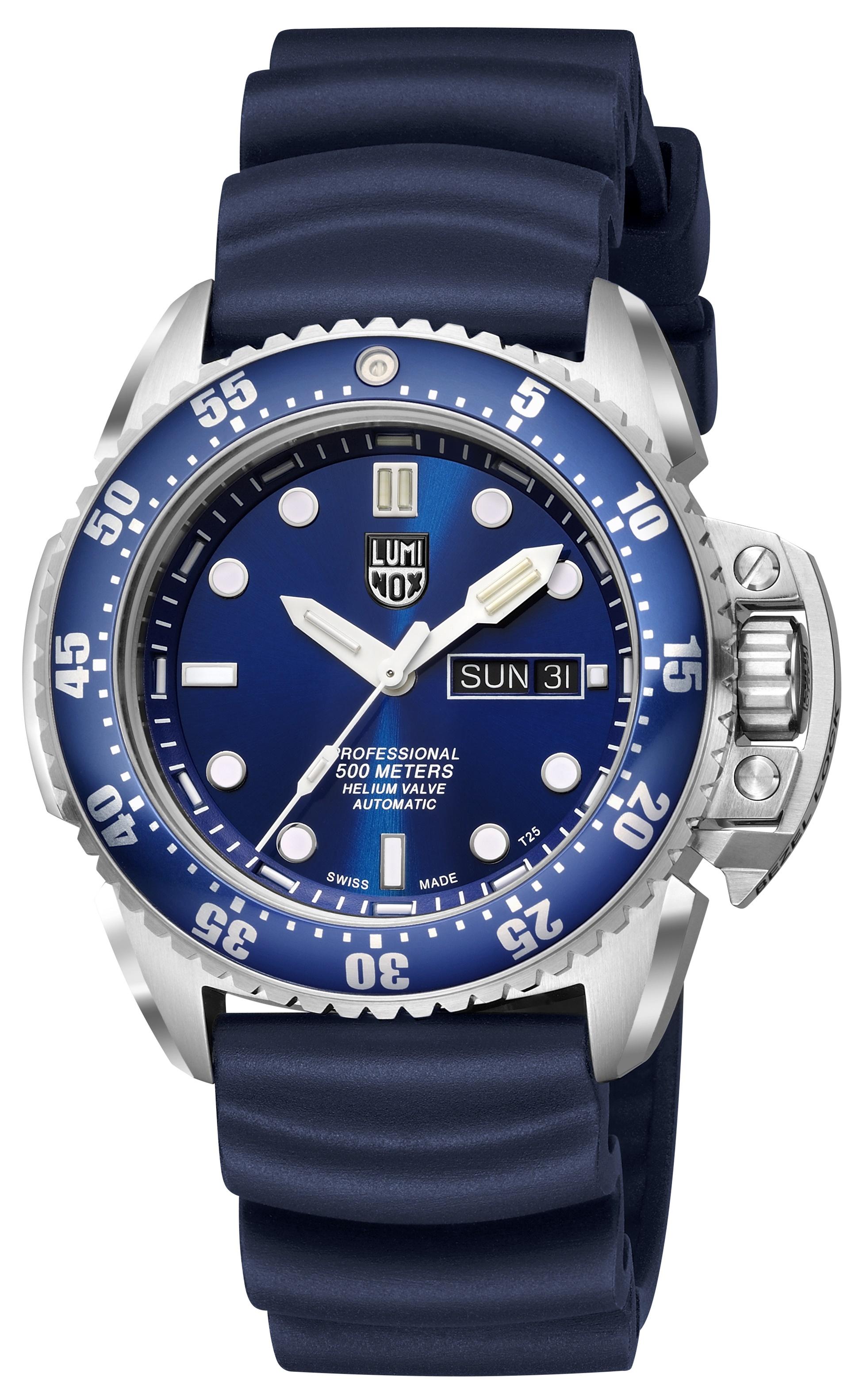 Luminox deep dive automatic watches clocks - Luminox dive watch ...