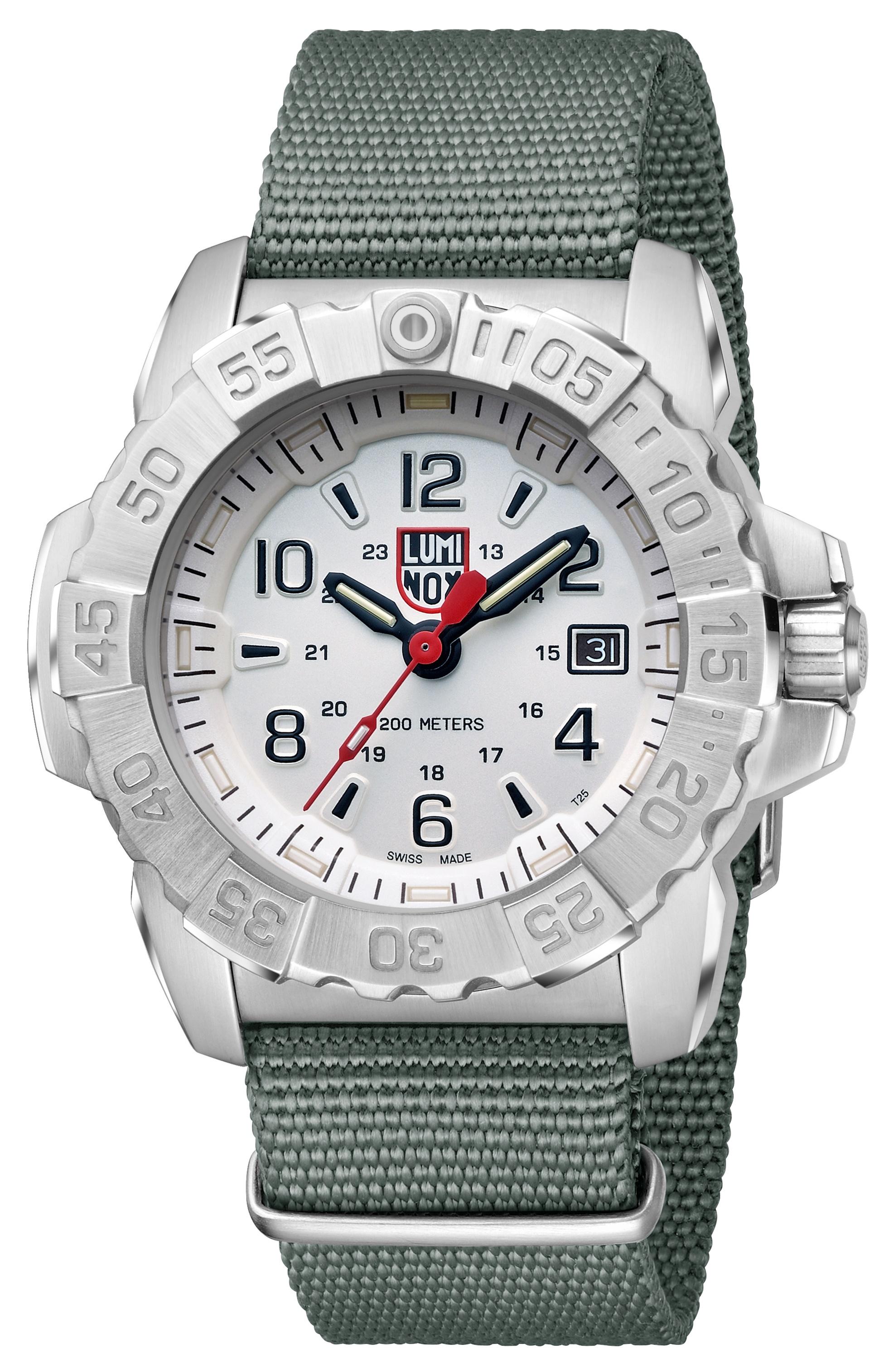 2ef61dfd8322 Home Watches   Clocks Luminox Navy Seal Steel 3250 Series. PrevNext