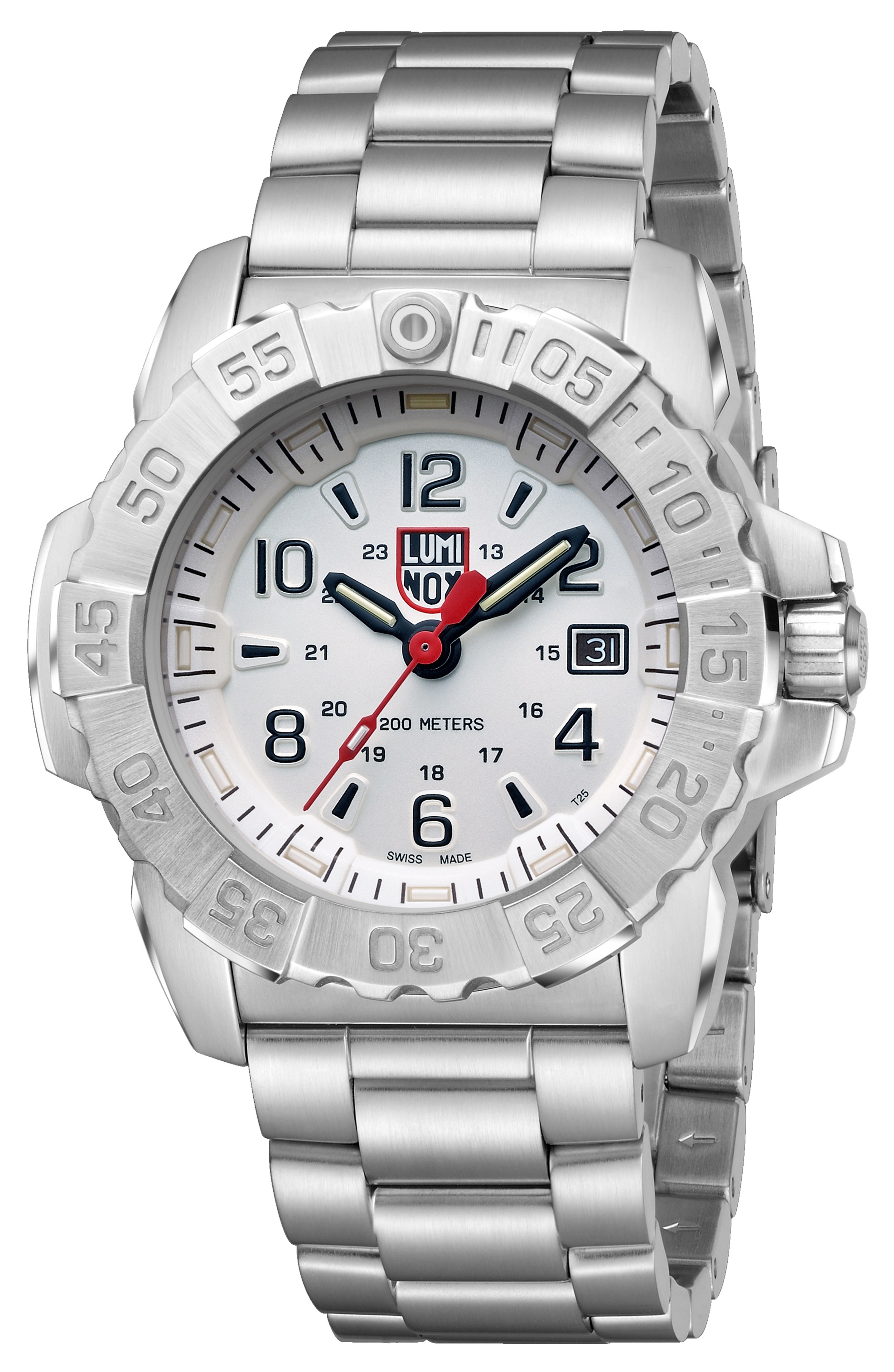 Luminox Navy Seal Steel 3250 Series Watches Amp Clocks